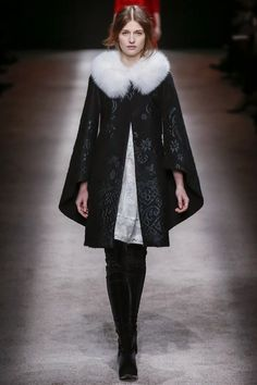 The Lucky Butterfly: ALBERTA FERRETTI  Autumn/Winter 2015-16 Ready-To-W...