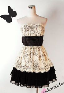 this kinda looks like my prom dress... probs bc it was betsey johnson too.... ha