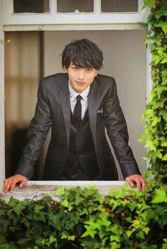 Japanese Drama, Japanese Boy, Human Reference, Art Reference Poses, Ryo Yoshizawa, Boy Face, Figure Poses, Japanese Characters, Asian Hotties