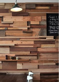 wood wall panels | wood panel wall New Interior Design from SLOWPOKE ESPRESSO with Wood ...