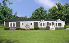 Innovation HE 3272 exterior with optional dormers