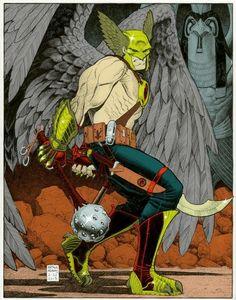 Hawkman by Arthur Adams