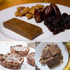 Healthy Energy Bar Recipes