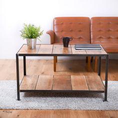 Tavolino in legno tavolo industriale tavolino Lounge
