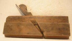 Auburn Tool Co NY, # 5/16 Wood Plane Vintage Antique Primitive Rustic Molding