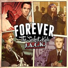 """""""Nikki"""" by Forever The Sickest Kids was added to my Discover Weekly playlist on Spotify"""
