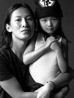 Alexander and Aila Wang