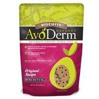 AvoDerm Natural Oven-Baked Original Kookies - Dog 6/20 oz.