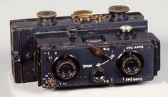 Câmera Verascope - 1894 - Câmeras fotográficas antigas 1880-1900