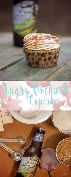 Hello Foodies! I am so excited to tell you about these awesome cupcakes! If you like apples and you like hard cider you will love theseAngry Orchard Cupcakes! My husband and I don't drink of…