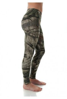 GWG Leggings Mossy Oak Treestand® | Girls with Guns Clothing