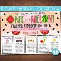 fundraising at workYou can find Teacher appreciation week and more on our website.fundraising at work Employee Appreciation, Teacher Appreciation Gifts, Teacher Gifts, Teacher Treats, Teacher Appreciation Week Schedule, Principal Appreciation, Student Gifts, Teacher Stuff, All Schools