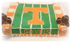 Vols/tn birthday cake