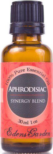 Aphrodisiac Synergy Blend Essential Oil- 30 ml (Ylang Ylang, Patchouli, Sweet Orange, Lavender, Sandalwood & Jasmine) by Edens Garden, http://www.amazon.ca/dp/B00BR3WB4W/ref=cm_sw_r_pi_dp_BCtEtb07CRHVM #PatchouliEssentialOilbenefits