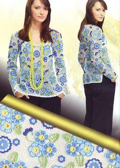 Irish Lace made modern