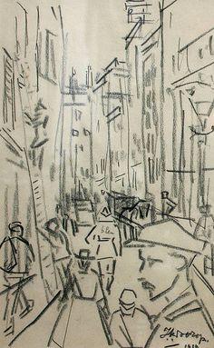 Streetview - Johannes Theodoor Jan Toorop | Studio 2000