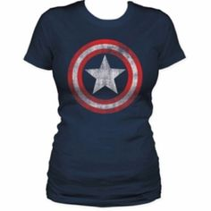 Captain America! Want one of these...