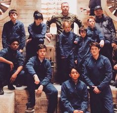 Picture of Squad 53 Perfect. The 5th Wave Book, The 5th Wave Movie, The 5th Wave Series, The Fifth Wave, The Last Star, Nick Robinson, Boy Music, Boys Over Flowers, Book Tv