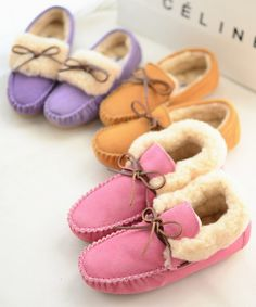 Female money mini maomao shoes and cotton shoes with flat doug wool USES cotton  shoe covers the feet to keep warm in winter on EdithJewelry.com 8818193dc3a8