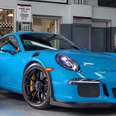 A stunning PTS Mexico Blue that just arrived at Porsche Roslyn! @porscheroslyn : @supercars96 | Follow @ptsrs and join the #ptsrs movement for the latest on the newest #painttosample Porsche 991 GT3 RS's! | #porsche #porsche911 #porsche991 #911 #991 #gt3 #gt3rs #911gt3 #991gt3 #911gt3rs #991gt3rs #mexicoblue #miamiblue #rivierablue #carswithoutlimits #ItsWhiteNoise