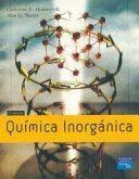 Química Inorgánica / Catherine E. Housecroft, Alan G. Sharpe; traducción Pilar Gil Ruiz
