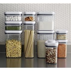 OXO ® 10-Piece Pop Container Set sugg. $118.55 price $99.95