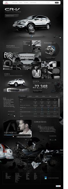 Honda Site - Pedro Burneiko