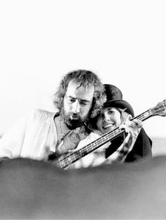 John McVie and Stevie Nicks, Fleetwood Mac