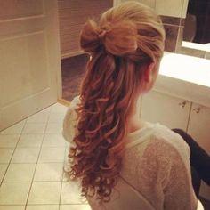 I can do the hair bow!!