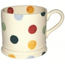 Polka Baby Mug