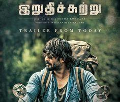 Irrudhi Suttru Trailer - iFlickz