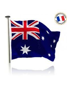 Drapeau Australie Made In France by Manufêtes
