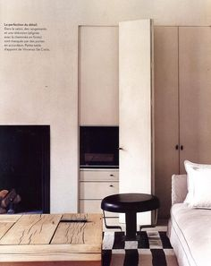 Photography by Martyn Thompson for Architectural Digest (FR)