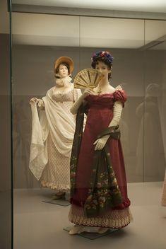 Promenade and Opera dresses, Baretto-Lancaster collection
