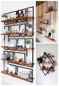 Loft Furniture, Simple Furniture, Home Decor Furniture, Furniture Design, Home Decor Hacks, Diy Home Decor Bedroom, Loft Design, Küchen Design, Latest Dressing Table Designs