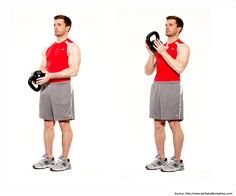 Kettlebell Ab Exercises Curls