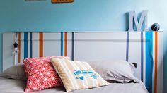 Transformer une porte en tête de lit