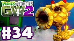 Plants vs. Zombies: Garden Warfare 2 - Gameplay Part 34 - Rock Pea! (PC) - YouTube