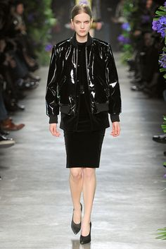 Givenchy | Fall 2011 Ready-to-Wear Collection | Mirte Maas Modeling | Style.com