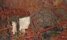 Gabriel might like this! Frank Auerbach: the master painter of deepest, darkest London