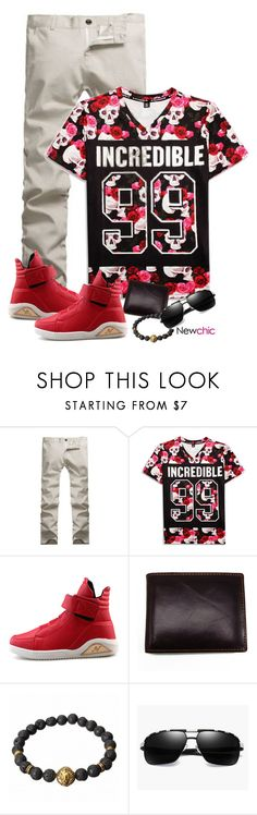 """NewChic Collection VII/"" by amethyst0818 ❤ liked on Polyvore"