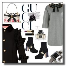 """GUCCI!!!"" by kskafida ❤ liked on Polyvore featuring Gucci"