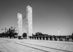 WW2 olimpic stadium main entrance