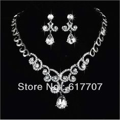 Cheap earings, Buy Quality jewelry earings directly from China earings wholesale Suppliers: New 2015 Free Shipping Wholesale Leaf Pearl Jewelry Sets Crystal Bridal