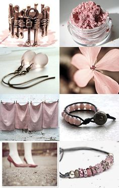 Moodboard Color Rosa, Pink Color, Pink Love, Pretty In Pink, Mood And Tone, Beautiful Collage, I Believe In Pink, Collages, Soft Corals