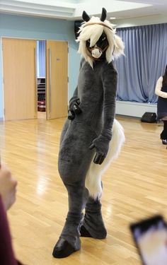 realistic fursuit monster - Google Search