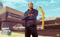 widescreen wallpaper grand theft auto v - grand theft auto v category