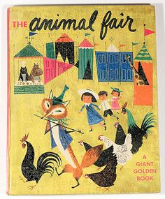 The animal fair, lovely cover book