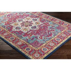 Daniella Rug (Joss & Main) | Anchor your dining room ensemble or add an elegant touch to the foyer with this lovely rug, showcasing a traditional Persian-inspired motif.