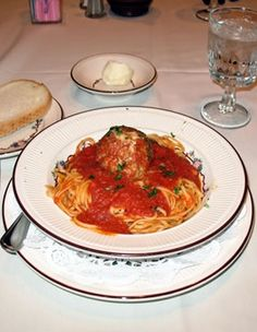 Spaghetti, Fettucini, Rigatoni, Capellini, Ziti or Whole Wheat Spaghetti with your choice or sauce! #BravoFrancoRistorante #BravoFranco #ItalianCuisine #Italian #Food #Dinner #Restaurant #Pittsburgh #PA #Menu #FineDining